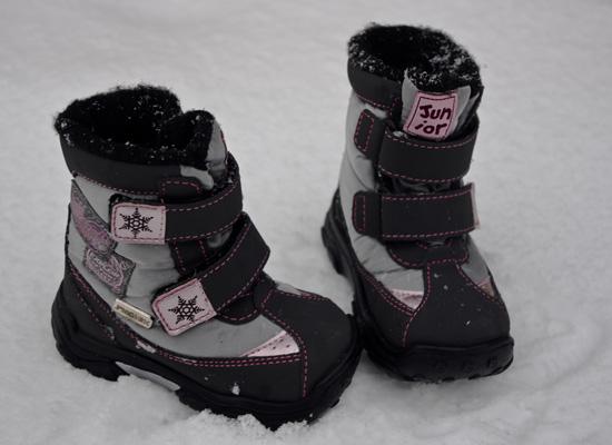 1be955eb9840 Test av vinterstøvler til barn