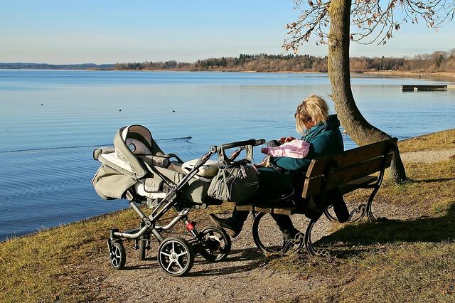 Tenk nøye igjennom hvor du skal bruke barnevogna, før du kjøper.