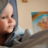 Klær og utstyr til den nyfødte