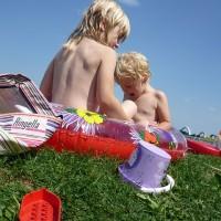 Parabener er igjen blitt lovlige å bruke i solkremer til barn