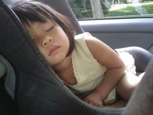 Tenk alltid på sikkerheten først, spesielt når du skal ha barn i bilen.