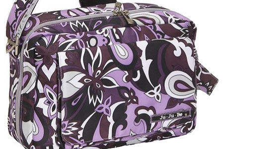 Ju-Ju-Be Between, farge Purple paisley