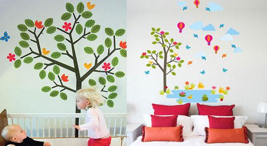 Vakkert til barnerommet