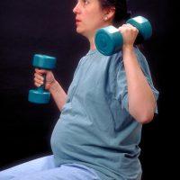 Aktivitet under graviditeten